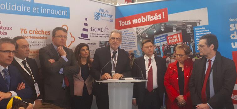 Les départements d'Ile-de-France lancent leur fonds d'investissement commun