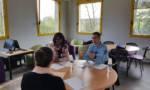 Opération coaching d'entretien d'embauche à l'Ecole de la 2e chance