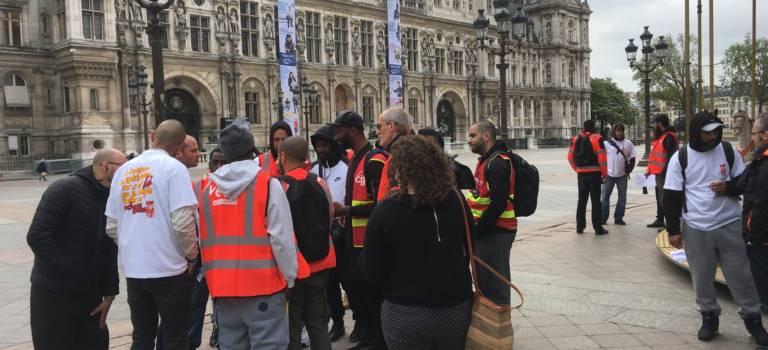 Vélib' : les salariés en grève poursuivent leur mouvement