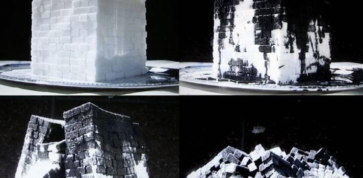Les racines poussent aussi dans le béton: expo de Kader Attia au Mac/Val