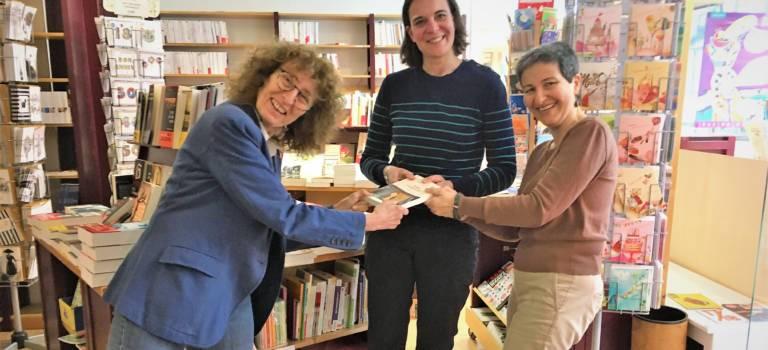 A Villejuif, la librairie Points communs se mue en coopérative
