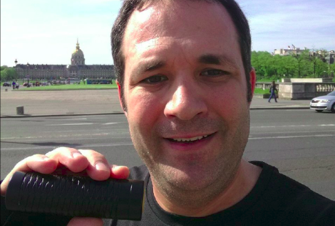 A Fresnes, Thomas Bernard crée le move buzzer pour courir tranquille