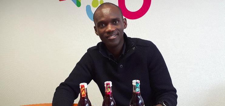 A Rungis, Panamako invente une boisson franco-africaine