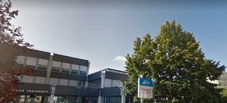 Opération collège Watteau mort à Nogent-sur-Marne