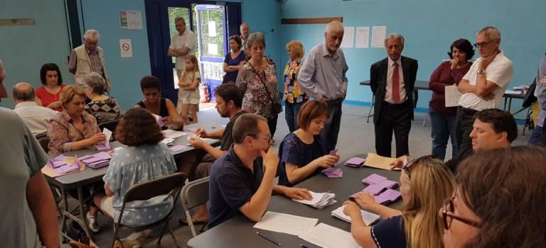 Les Polangeois de Champigny ont voté à 78% en faveur de la sécession