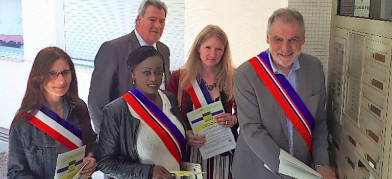 Probl mes de distribution de la poste les lus du 94 ont fait la tourn e 94 citoyens - Bureau de poste vincennes ...