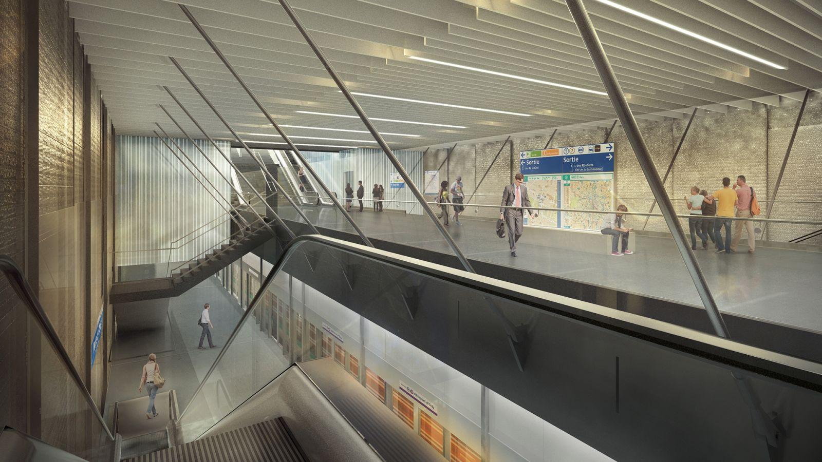 grand paris express les gares de la ligne 14 sud en images 94 citoyens. Black Bedroom Furniture Sets. Home Design Ideas