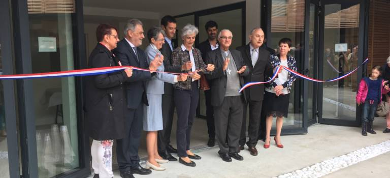 A Limeil-Brévannes, le centre pour mères isolées inauguré dans la concorde