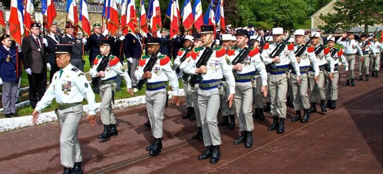 Retour en images sur la fête de la légion étrangère au Fort de Nogent