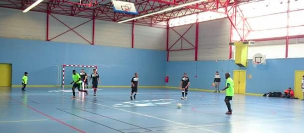 L'élite du futsal handisport s'affronte au Kremlin-Bicêtre