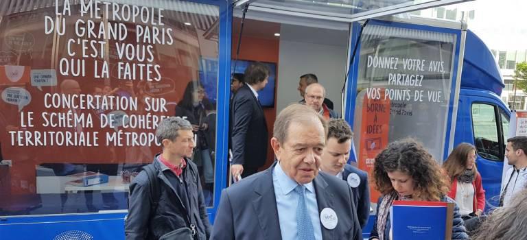 Bus du Scot: la métropole parisienne débat de son futur avec les habitants