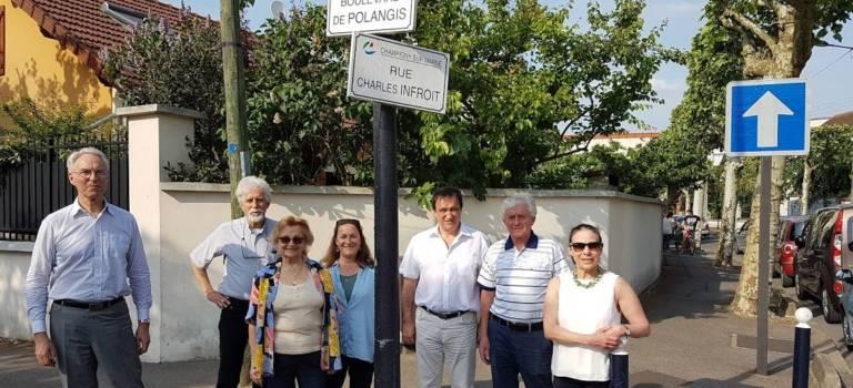 A Champigny-sur-Marne, la campagne de Polangis est lancée