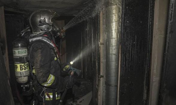 Tragédie évitée de justesse dans un incendie à Créteil