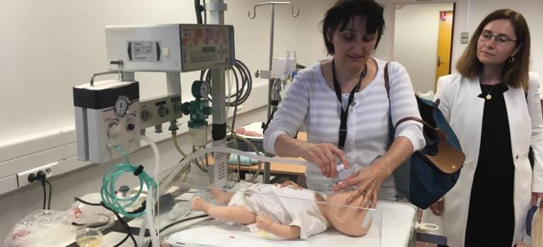 Comment les étudiants de médecine de Paris Sud se forment par simulation