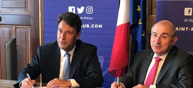 Saint-Maur-des-Fossés et Vincennes signent l'encadrement de leurs dépenses
