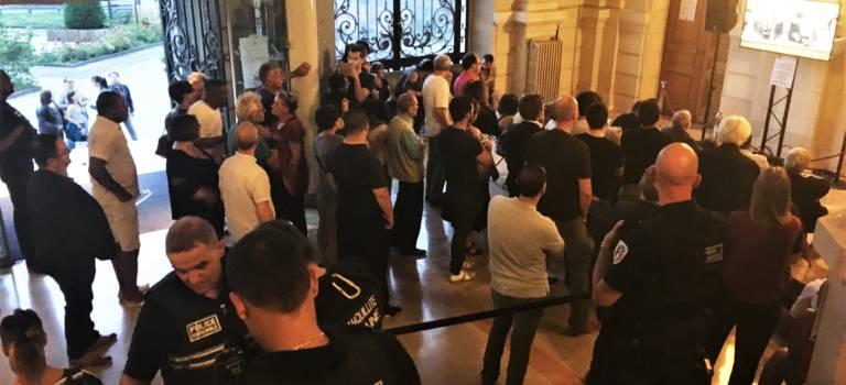 Réunion publique PCF-PS-MRC avant le Conseil municipal du Kremlin-Bicêtre