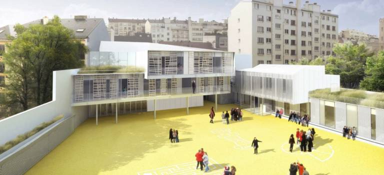 De Mireille Darc à Simone Veil: 4 nouvelles écoles en Val-de-Marne