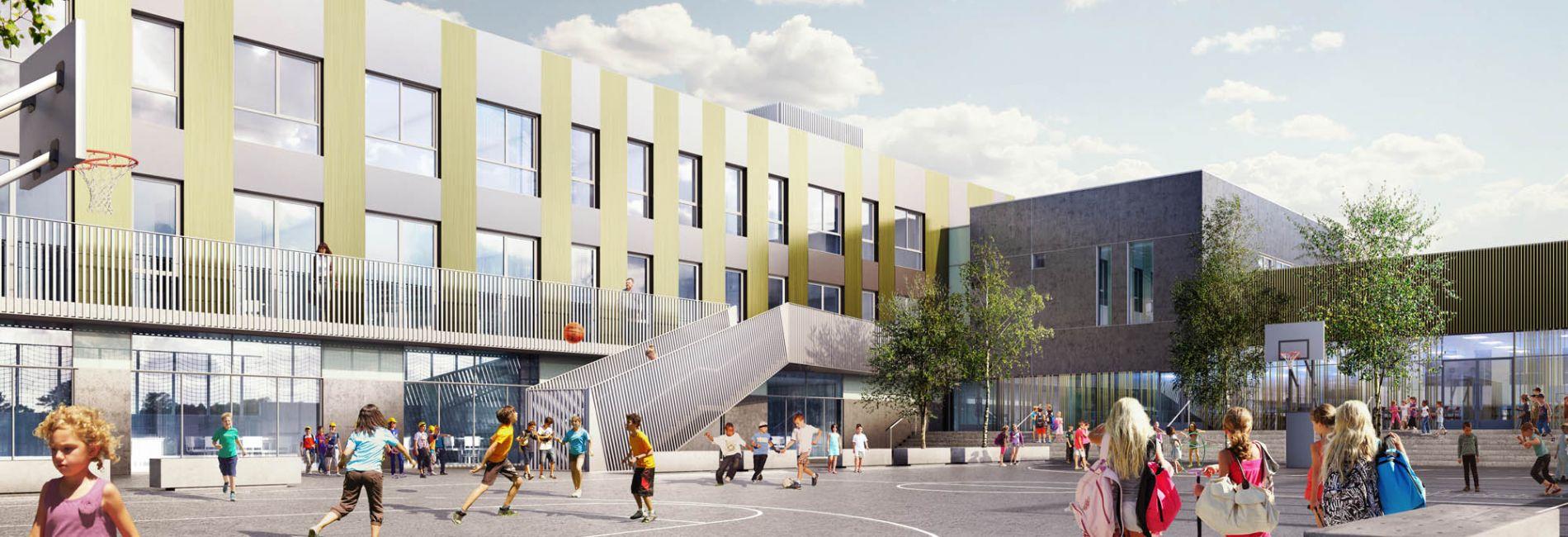 De Mireille Darc à Simone Veil: 4 nouvelles écoles en Val