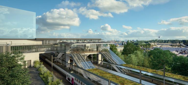 Avis favorable pour la gare de Bry-Villiers-Champigny