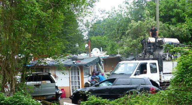 Le campement rom de Périgny-sur-Yerres sera évacué à la fin de l'année scolaire