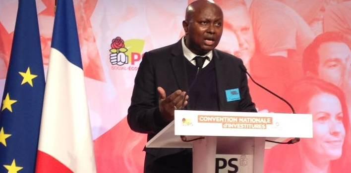 Louis-Mohamed Seye élu secrétaire de section PS à Fontenay-sous-Bois