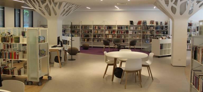 Villeneuve-Saint-Georges a fêté sa nouvelle médiathèque Jean Ferrat