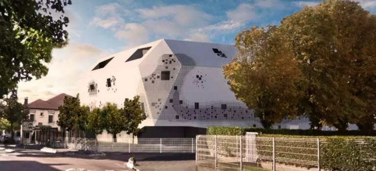 La future maison de santé des Gondoles fait débat à Choisy