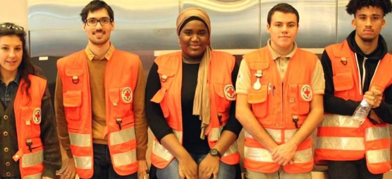 La Croix rouge recrute des services civiques pour former des collégiens