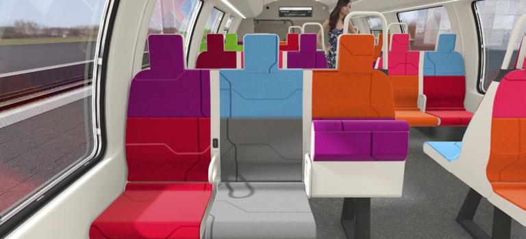 Le RER nouvelle génération des lignes D et E en images