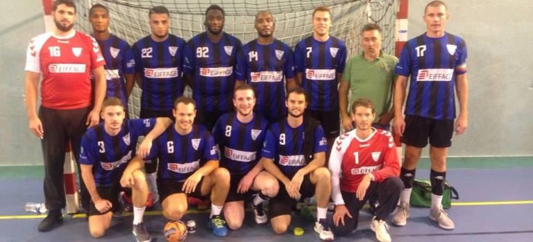 Le Réveil de Nogent Handball monte en Nationale 1