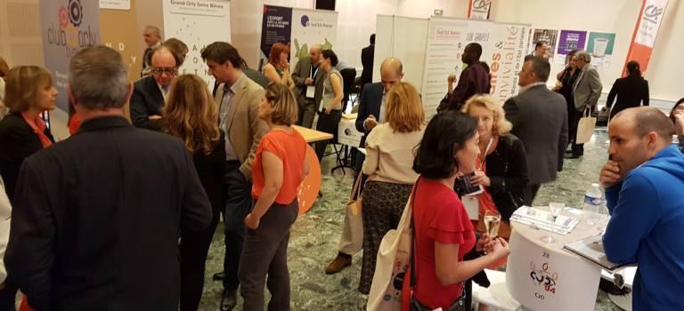 La nouvelle garde entrepreneuriale s'est retrouvée à la CCI du Val-de-Marne