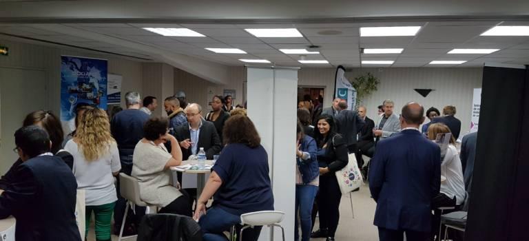 Journée d'accueil des nouvelles entreprises à la CCI du Val-de-Marne