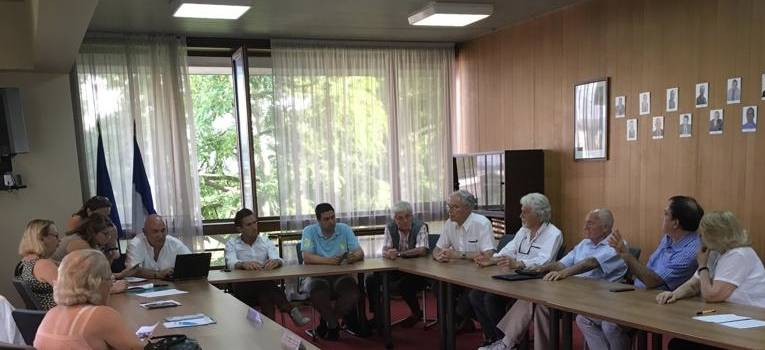 La commission Polangis a délibéré pour son rattachement à Joinville-le-Pont