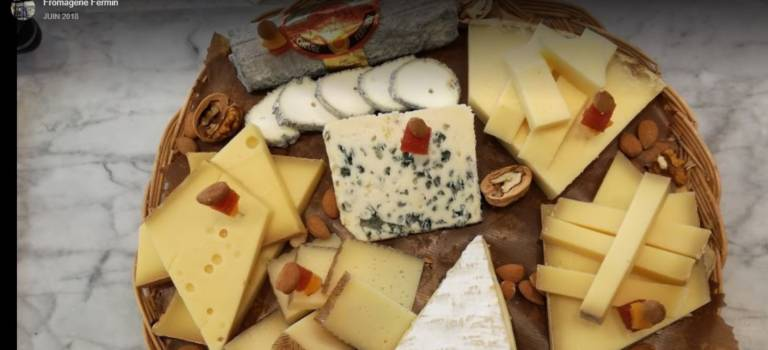 Les réseaux sociaux, ça marche aussi pour les fromagers