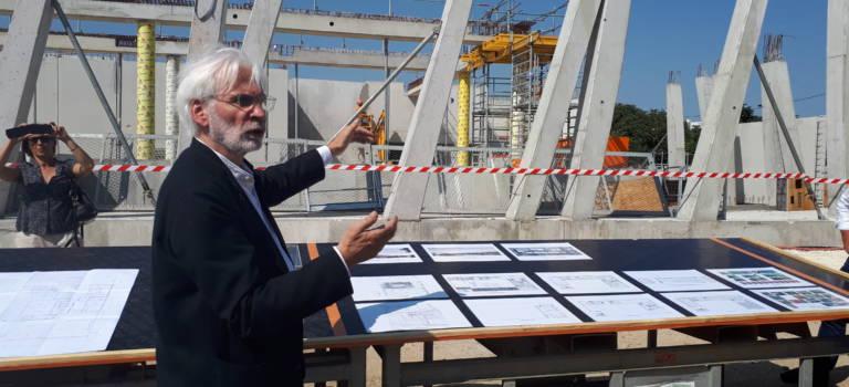 Le collège Seine Gare de Vitry-sur-Seine fera sa rentrée en 2019