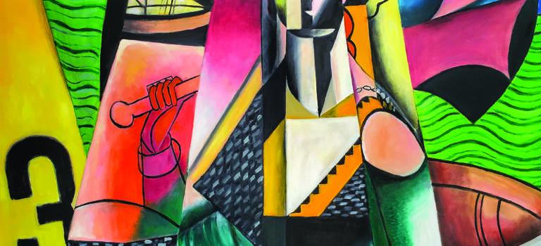 Conférence et exposition la peinture restituée à Cachan