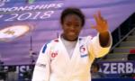 Champigny-sur-Marne: Clarisse Abgegnenou sacrée championne du monde de judo pour la 4ème fois