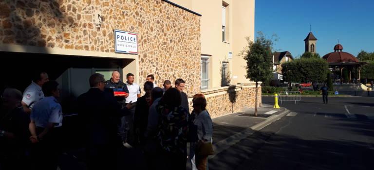 Un commissariat pour la police municipale de Villeneuve-le-Roi – Ablon