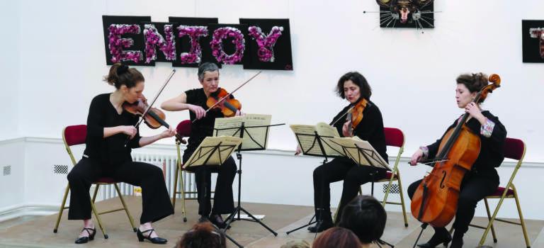 Concert de musique de chambre à Cachan