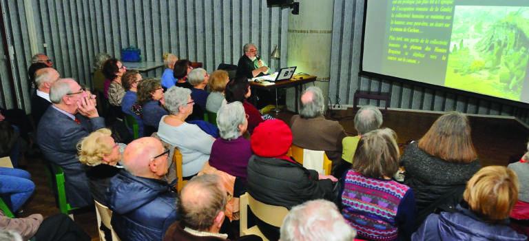 Une histoire de l'aquarelle: conférence des ateliers du Val de Bièvre à Cachan