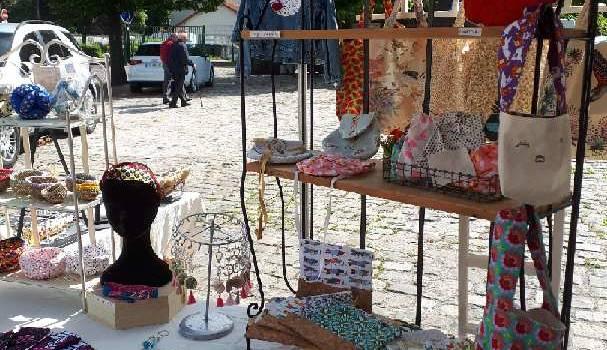 Fête des possibles au marché de Coeuilly à Champigny-sur-Marne