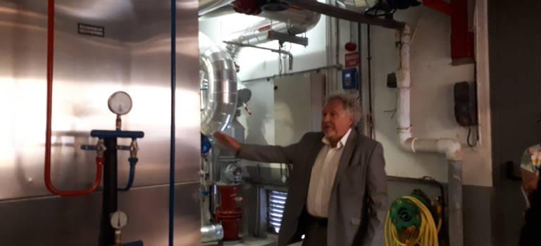 Maisons-Alfort dévoile l'extension de son réseau de géothermie