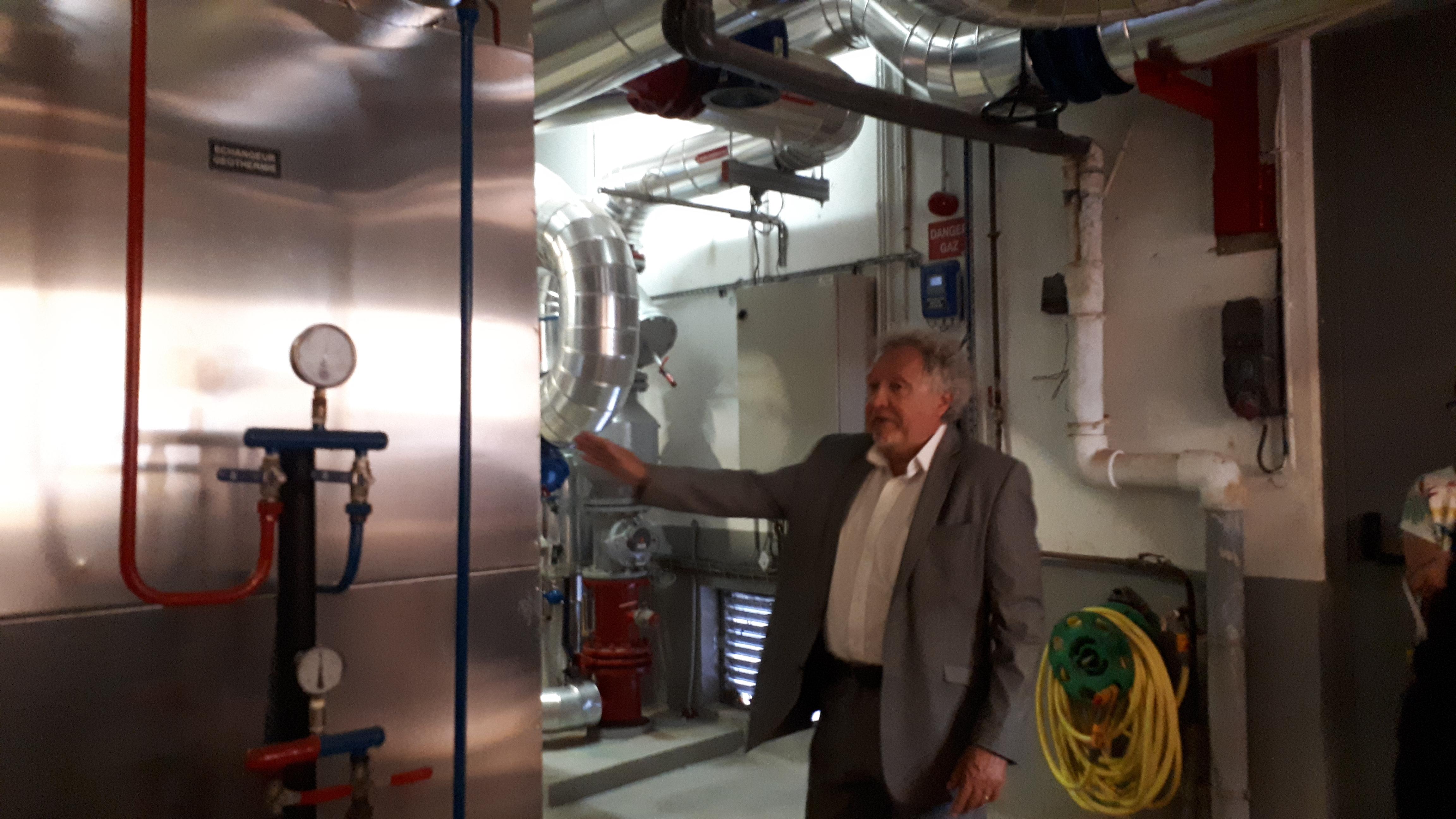 Maisons alfort dévoile l extension de son réseau de géothermie