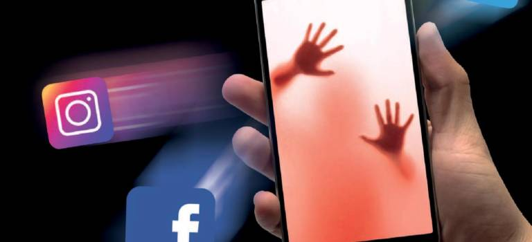 Table ronde sur le cyber-harcèlement à l'école à Villejuif