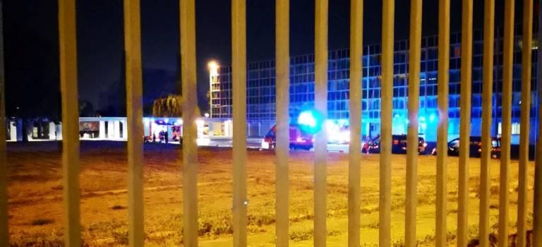 Incendie au lycée Brassens de Villeneuve-le-Roi