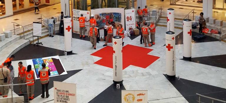 La journée mondiale des premiers secours lancée à Créteil Soleil
