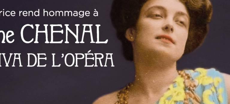 Liberté, Virtuosité, Fraternité: expo et concert sur Marthe Chenal à Saint-Maurice