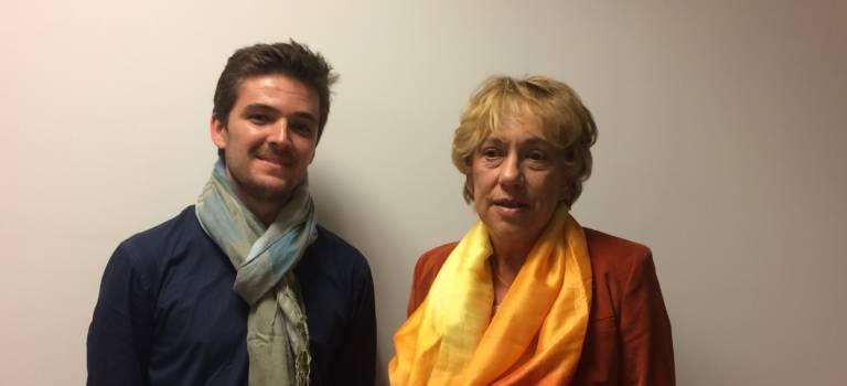 Vianney Orjebin et Cécile Germain élus secrétaires du Parti de Gauche 94