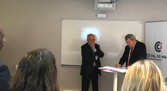 Boissy-Saint-Léger signe un partenariat avec la CCI pour doper son commerce