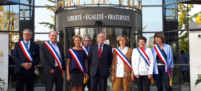Les élus du Val-de-Marne vent debout contre la prison à Noiseau